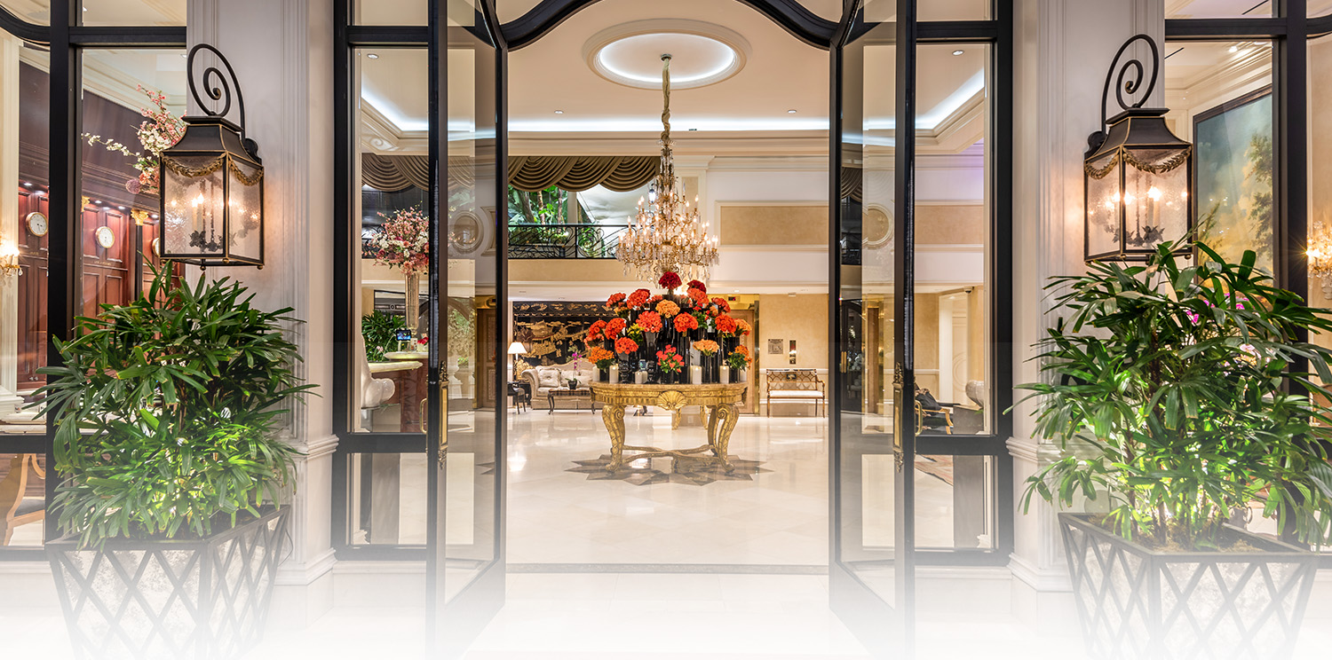 WELCOME TO THE BEVERLY HILLS PLAZA HOTEL & SPA A BOUTIQUE BEVERLY HILLS HOTEL INSPIRED BY THE GLAM OF HOLLYWOOD