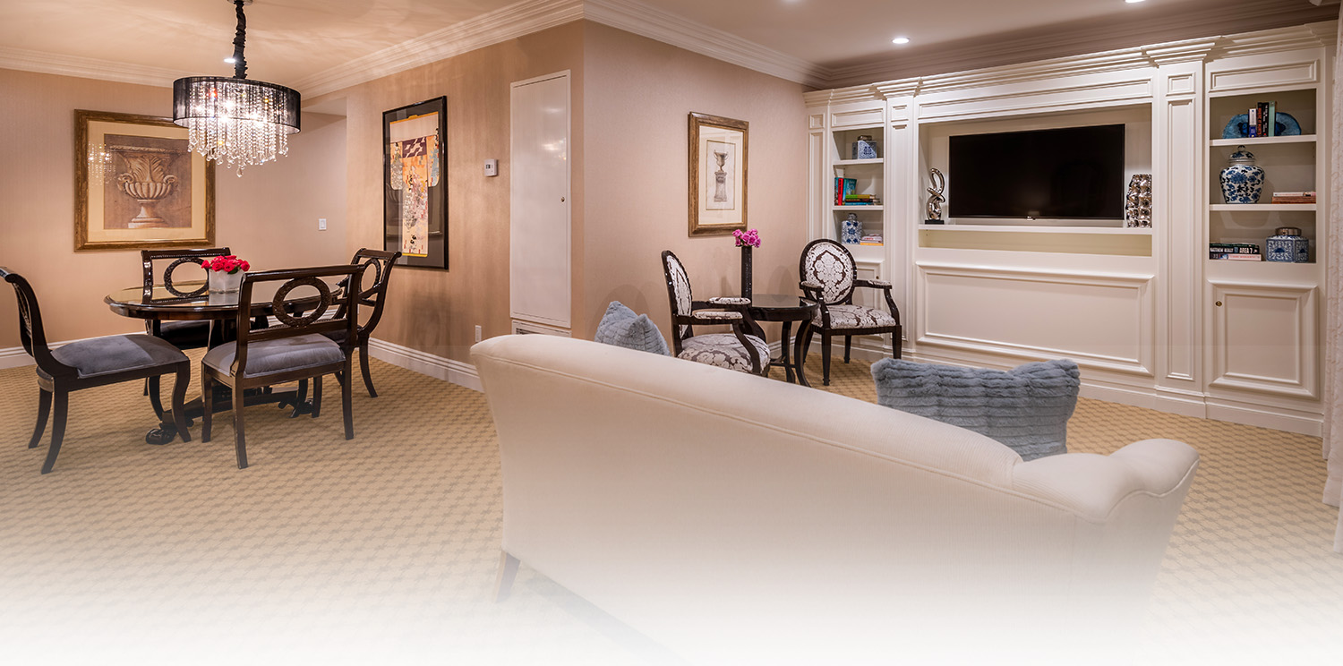 SPACIOUS BEVERLY HILLS SUITES WITH EUROPEAN CHARM WILL IMMERSE YOU IN A TRANQUIL OASIS OF COMFORT AND RELAXATION