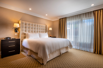 Luxuriously Appointed Guest Rooms