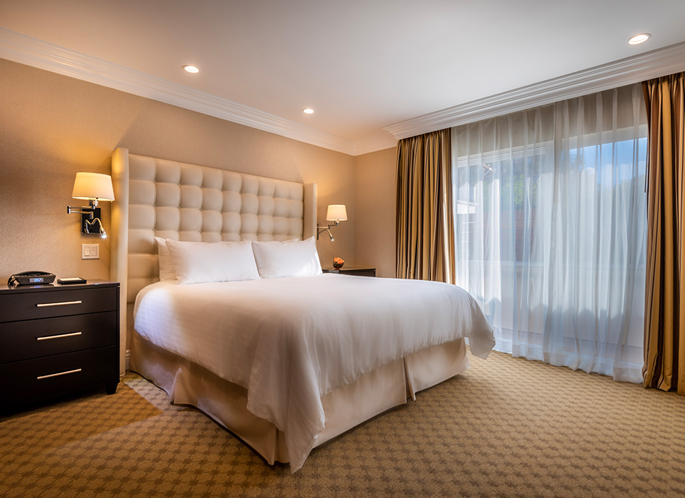 Beverly Hills Plaza Hotel & Spa | TOP RATED Boutique Hotel Near