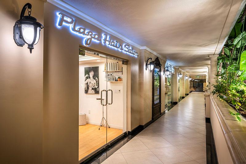 Beverly Hills Plaza Hair Salon