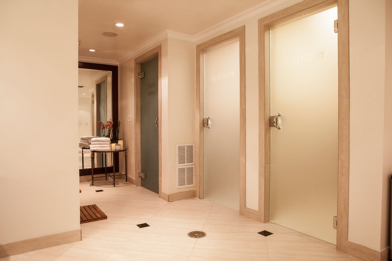 Beverly Hills Plaza Medical Spa Rooms