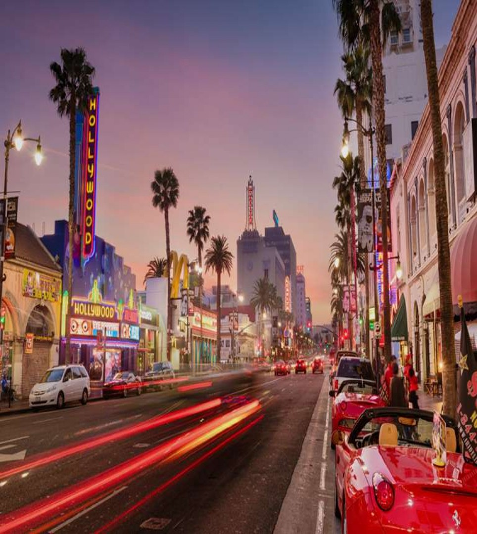 Top Tourist Attractions In Los Angeles Ca Beverly Hills