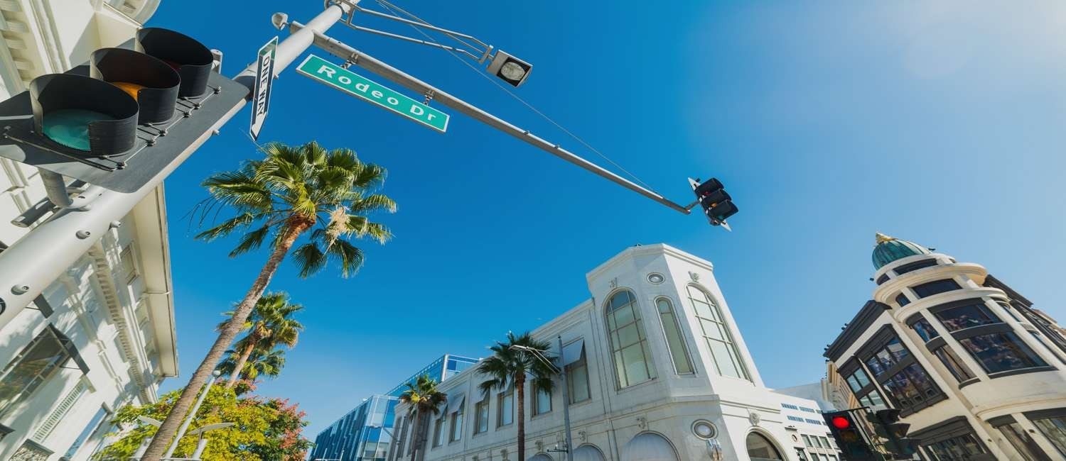 HERE ARE DIRECTIONS TO A BEVERLY HILLS' TOP-RANKED BOUTIQUE LUXURY HOTEL