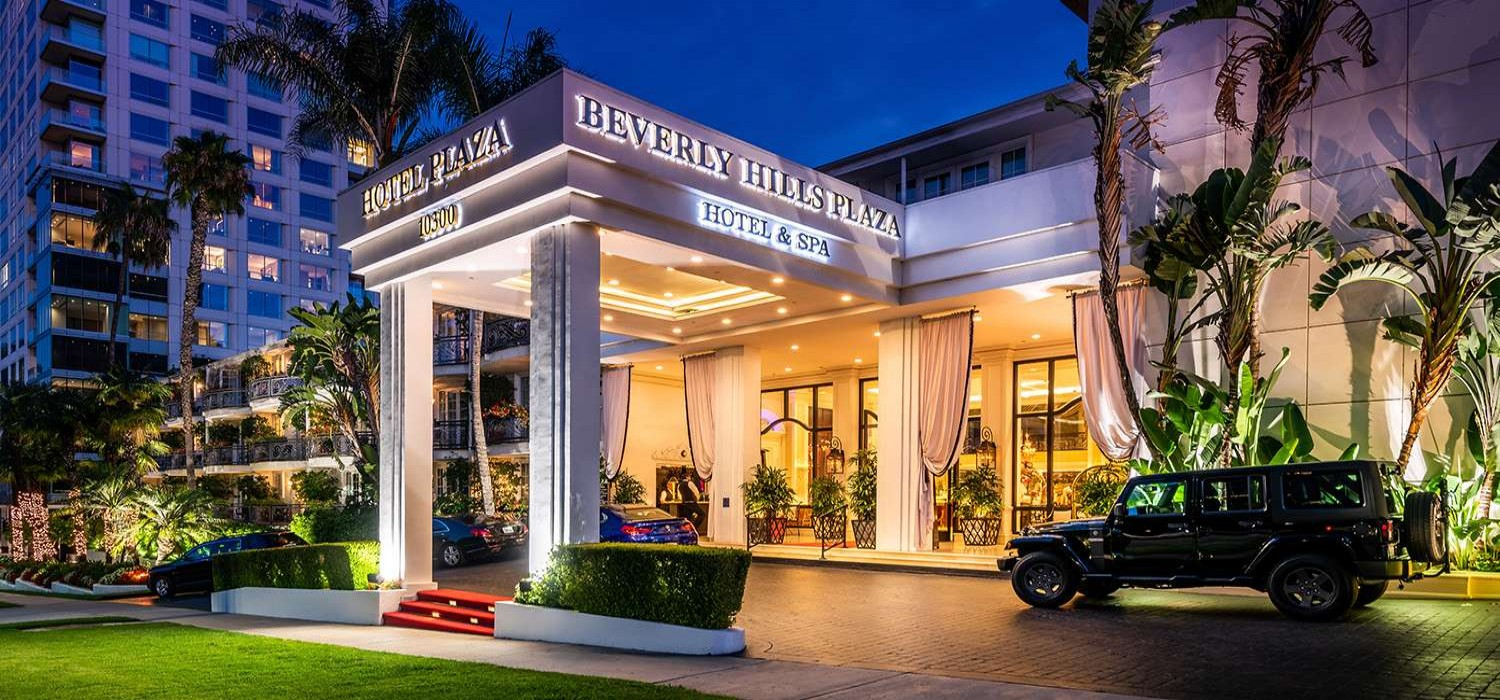 A BOUTIQUE BEVERLY HILLS HOTEL INSPIRED BY THE GLAM OF HOLLYWOOD
