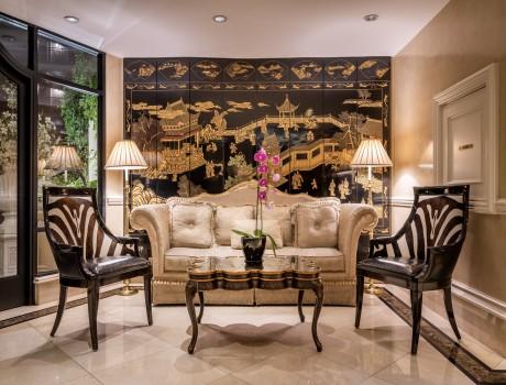 Beverly Hills Plaza Hotel & Spa - Lobby
